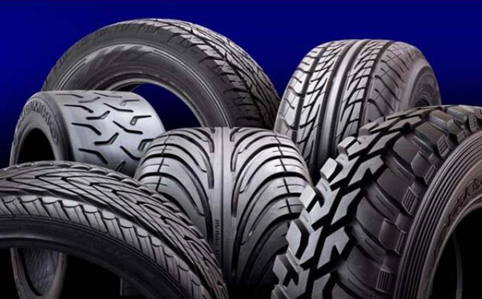 Из чего делают шины для автомобиля?