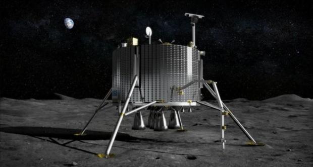 Роскосмос будет строить обитаемую базу на Луне совместно с европейцами