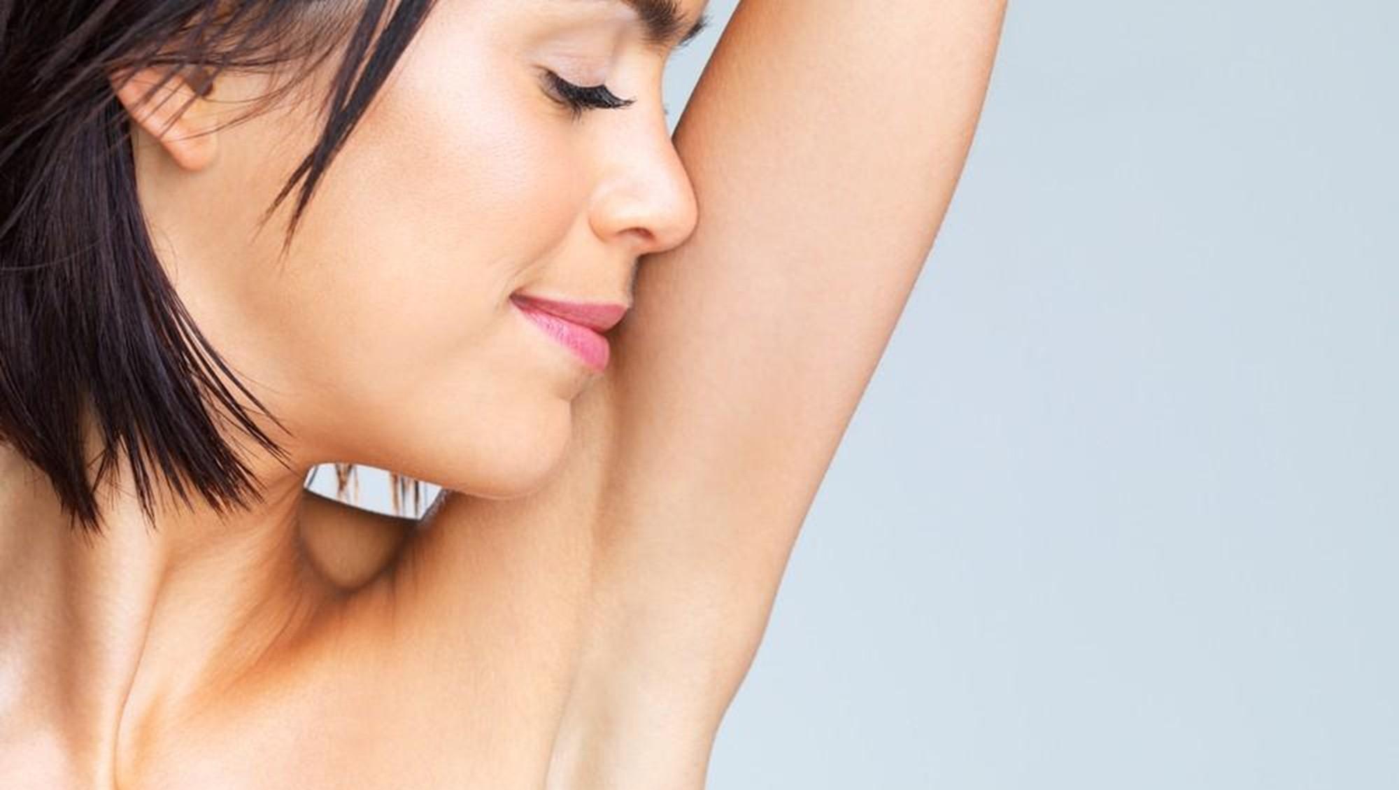 Натуральные средства от запаха пота