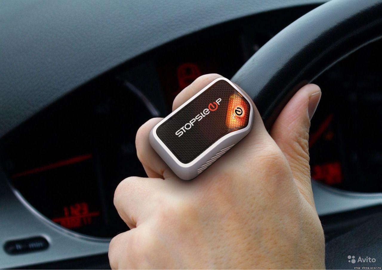 Вибрирующее кольцо не позволит сонному водителю разбиться