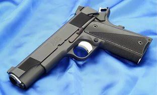 Пистолет легенда — Colt М1911