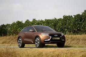 Первый в мире тест-драйв LADA XRAY // ЭКСКЛЮЗИВ // АвтоВести 227