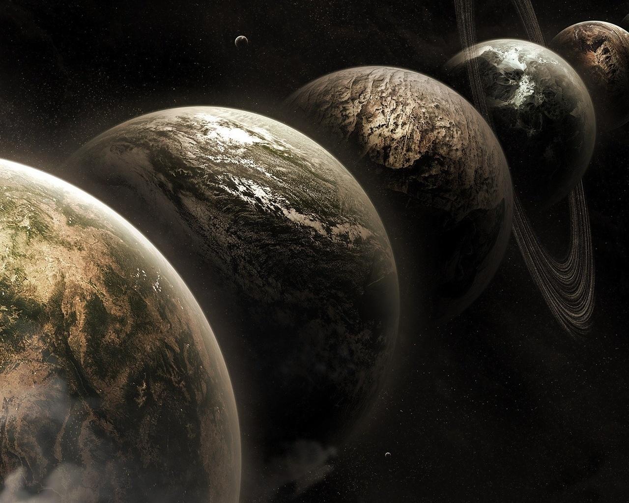Астроном доказал существование параллельной вселенной