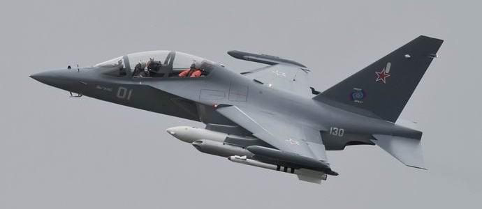 Российский «Як-130» заставляет НАТО трепетать