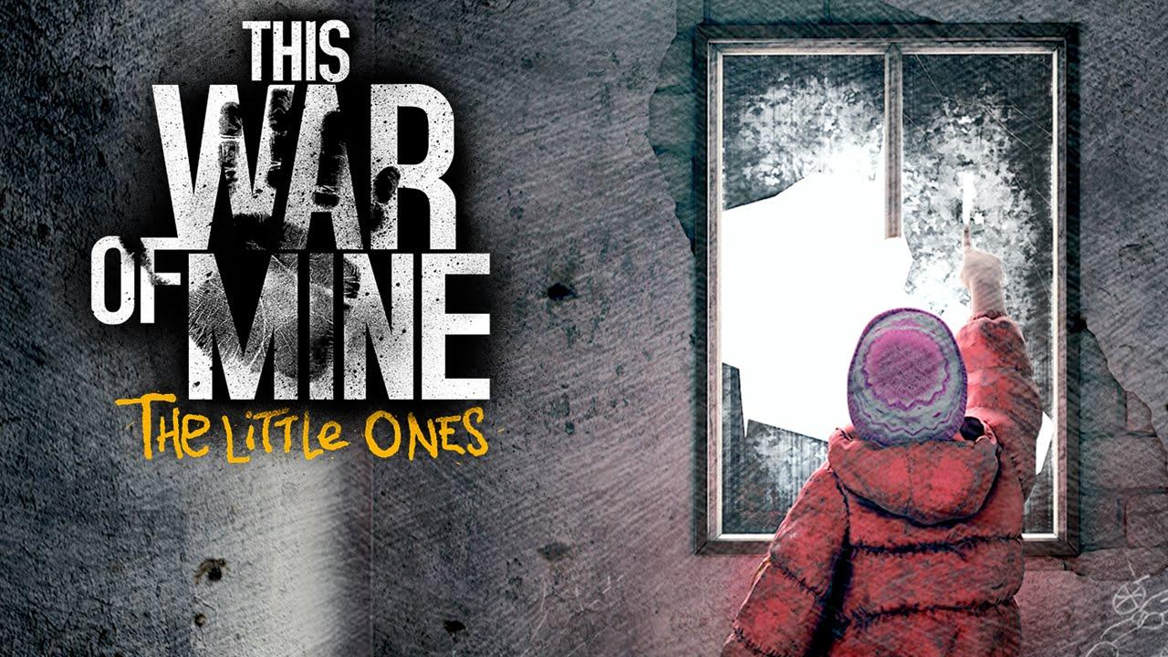 Обзор This War of Mine: The Little Ones — увядающие цветы жизни