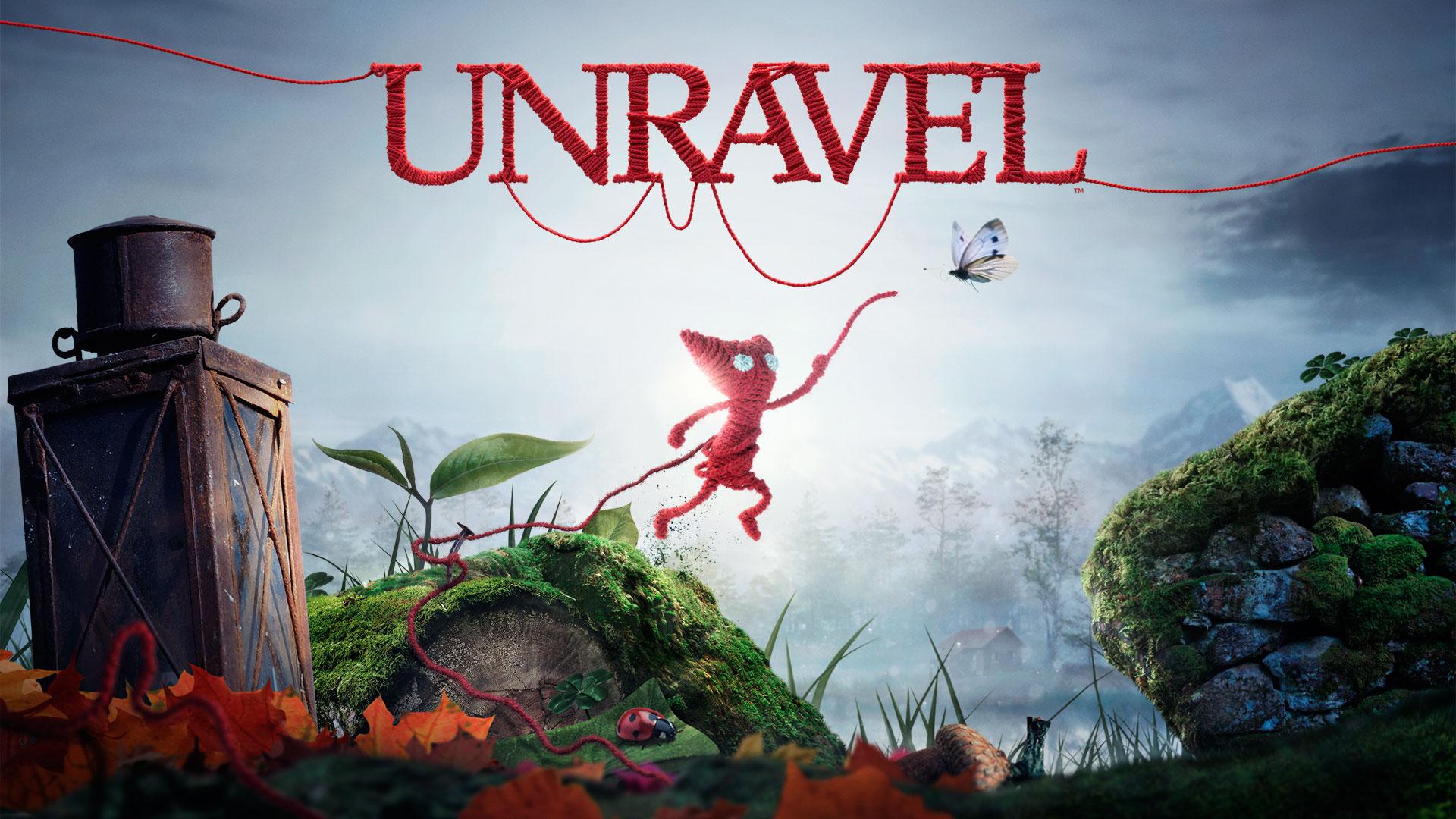 Обзор Unravel. Всем добра и позитива