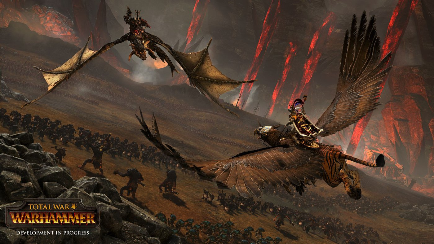 РЕЛИЗ TOTAL WAR: WARHAMMER ПЕРЕНЕСЕН