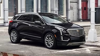 тест-драйв Cadillac XT5 и новые горизонты