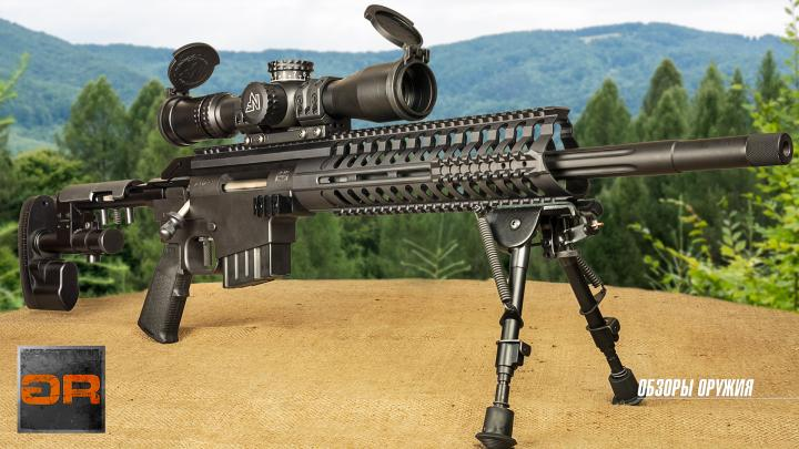 McMillan Alias CS5 & Alias STAR Обзор Снайперских Винтовок
