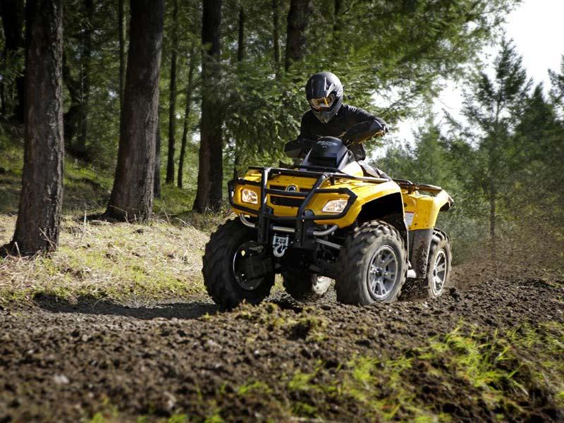 Квадроциклы для взрослых: польза и практичность, экстрим и веселое времяпровождение