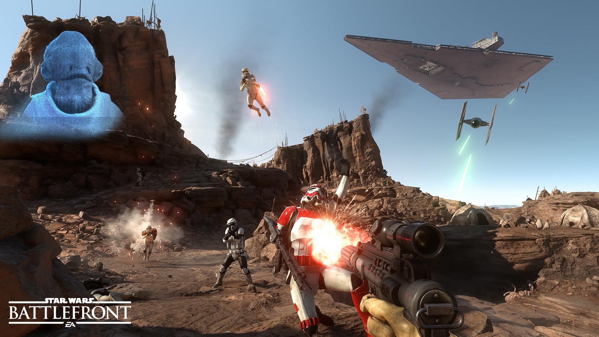 Фанатский ремейк Star Wars Battlefront 3 можно будет бесплатно скачать в Steam
