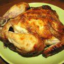 Курица в собственном соку в пакете для запения